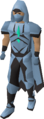 Graceful outfit (Piscarilius) equipped