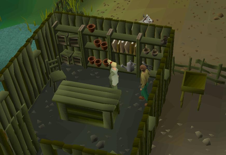 Alice's Farming shop