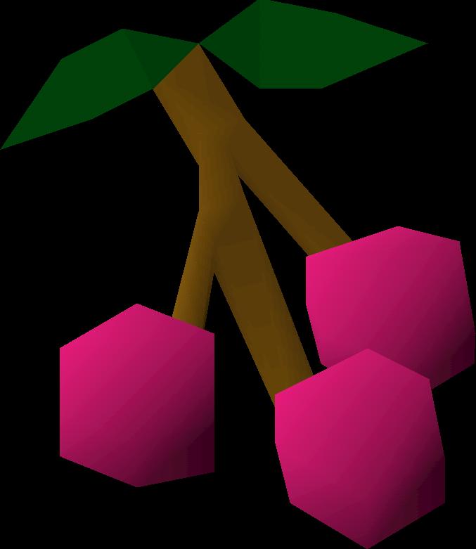 Zamorak's grapes