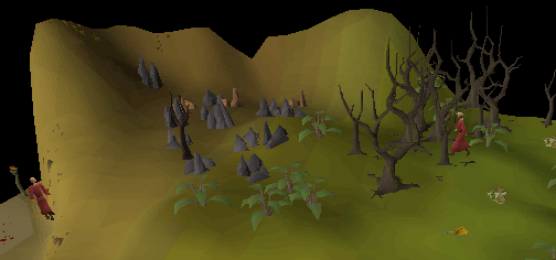 Battlefield mine