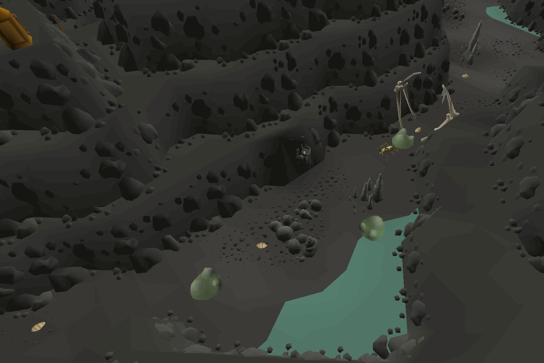 Dorgesh-Kaan South Dungeon