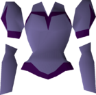 Purple elegant blouse detail.png