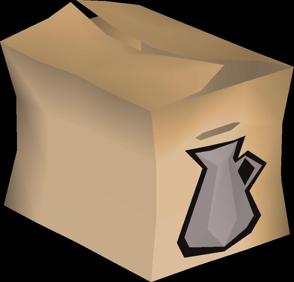 Empty jug pack