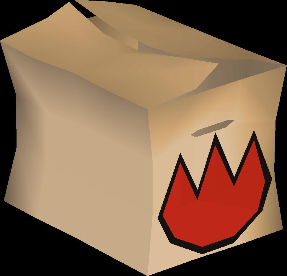 Fire rune pack
