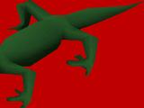 Swamp lizard (Hunter)