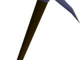 Mithril pickaxe