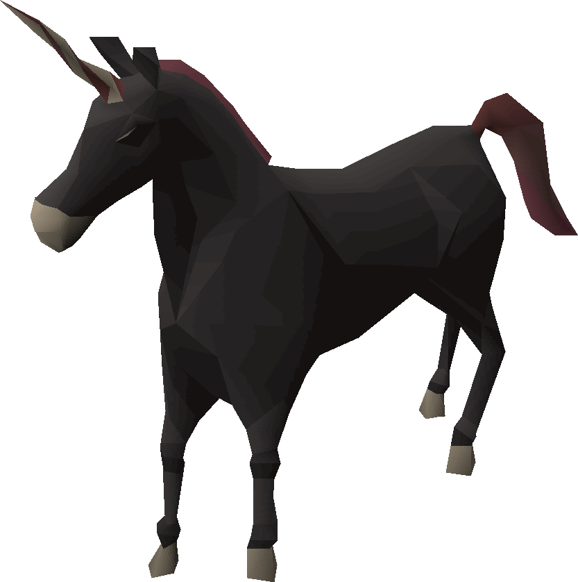 Money making guide/Killing black unicorns