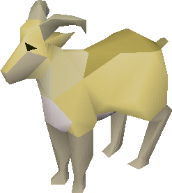 Money making guide/Killing desert goats