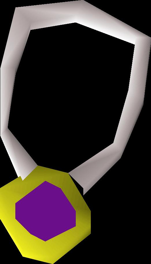 Amulet of glory
