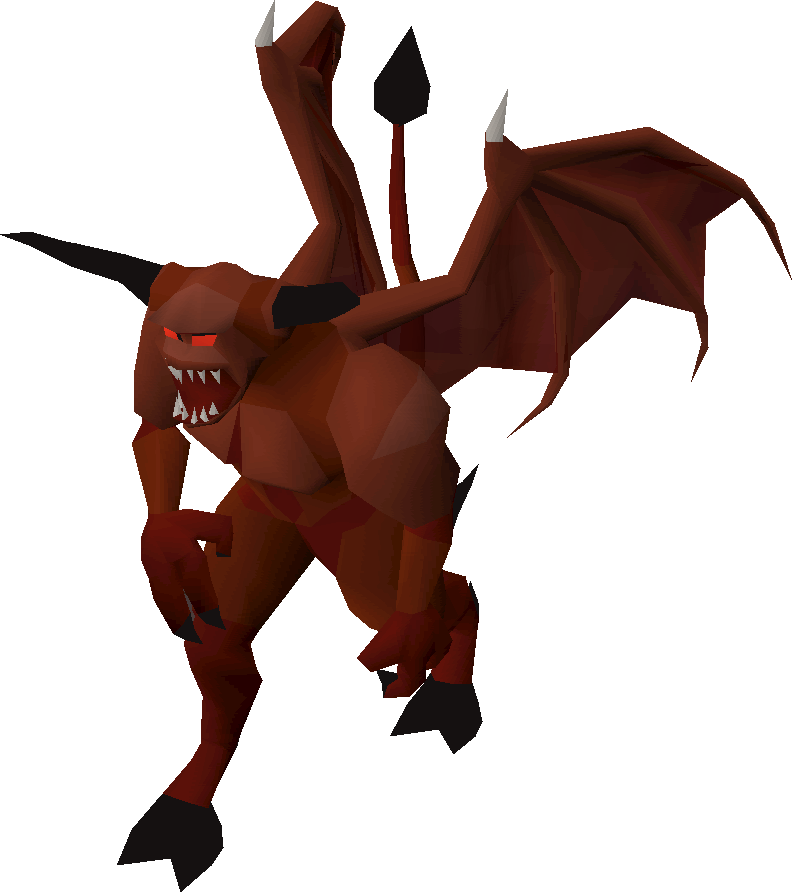 Greater demon