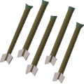Adamant brutal arrows