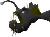 Burnt anglerfish