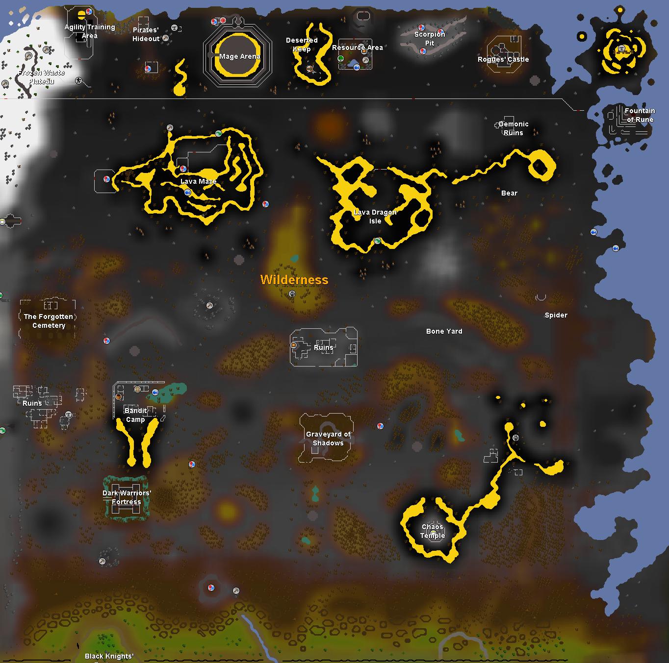 Money making guide/Mining runite ore