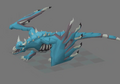 Vorkath model