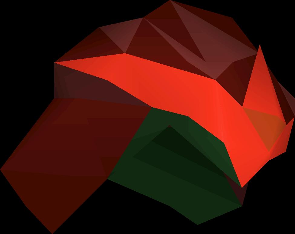 Zamorak coif