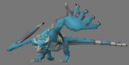 Vorkath model 2