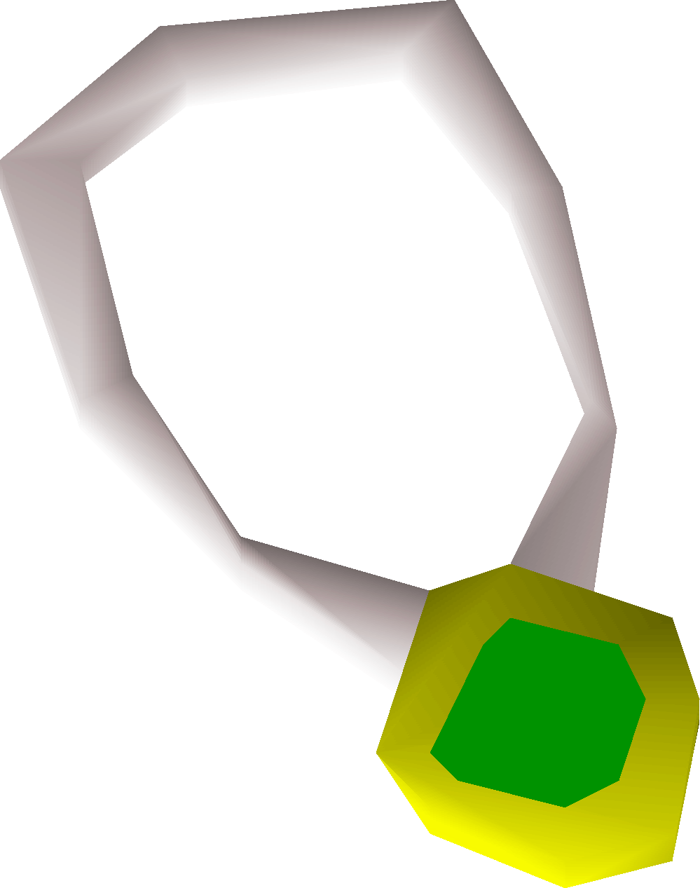 Emerald amulet