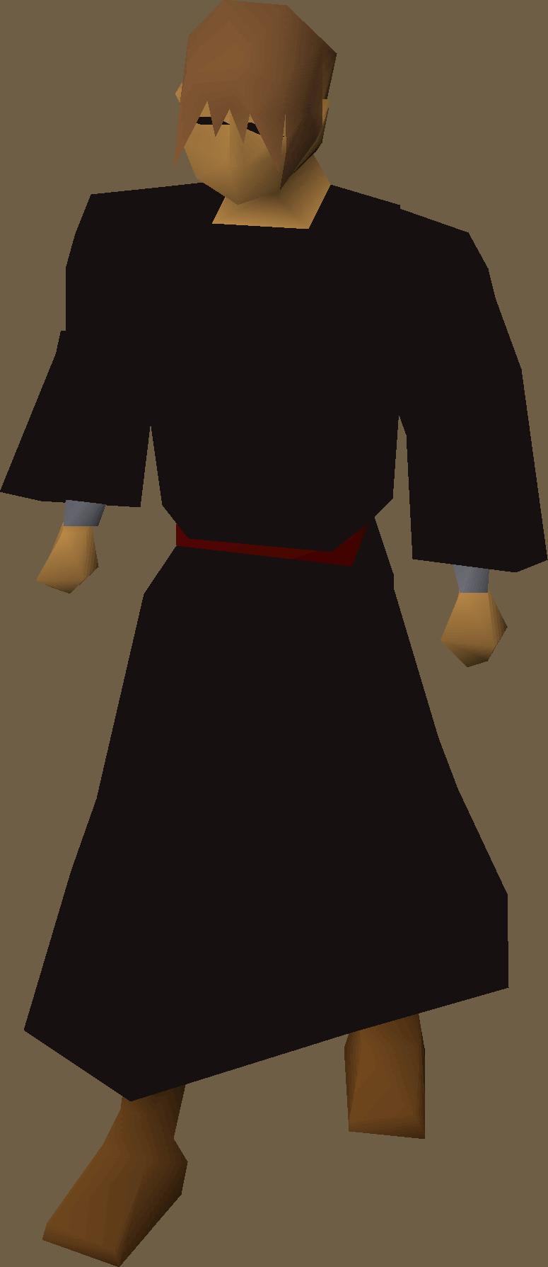 Priest gown (bottom)