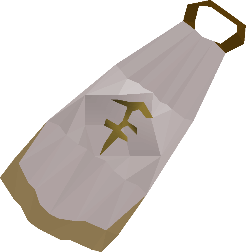 Bandos cloak