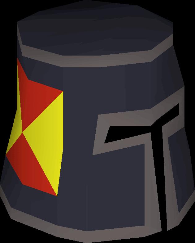 Black helm (h4)