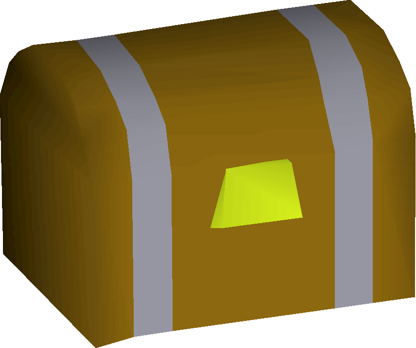 Casket (Pirate's Treasure)