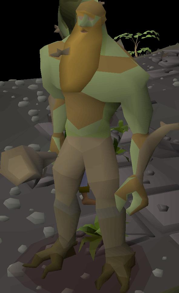 Moss giant (Roving Elves)