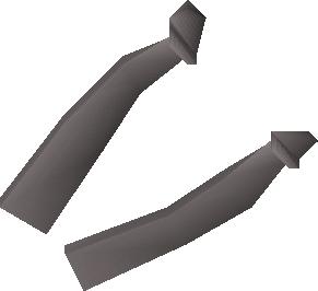 Iron limbs