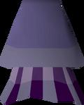 Purple elegant skirt detail.png
