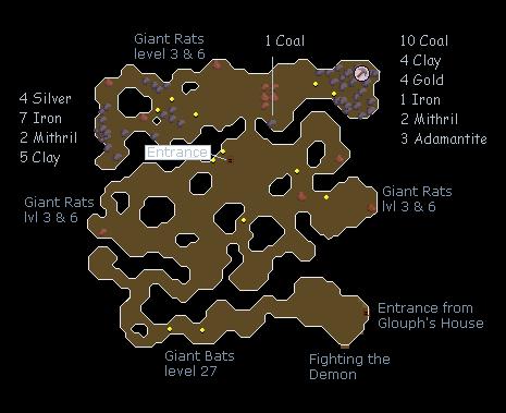 Grand Tree mine