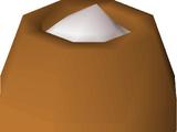 Pot of flour