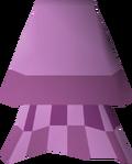 Pink elegant skirt detail.png