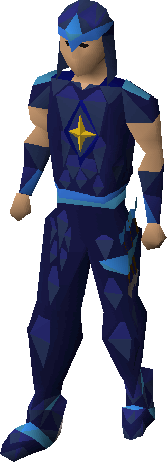 Saradomin blessed d'hide armour