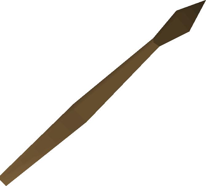 Bronze javelin