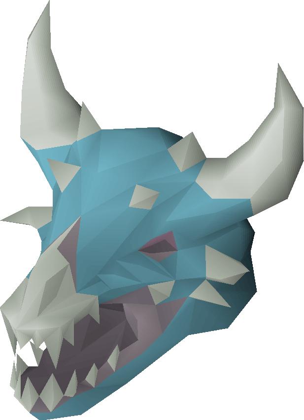 Vorkath's head