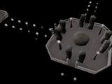 Cosmic altar
