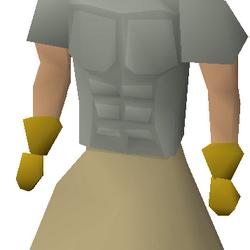 Penance armour