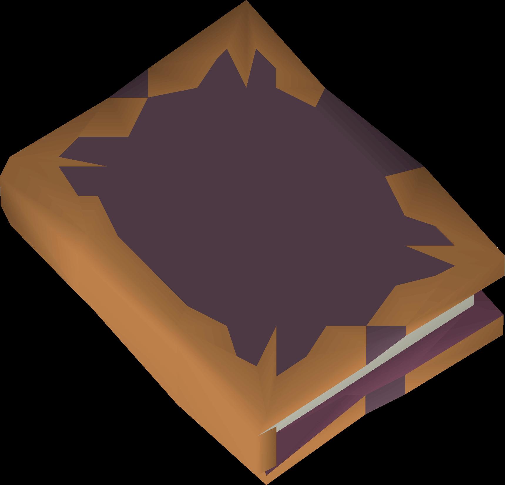 Battered book
