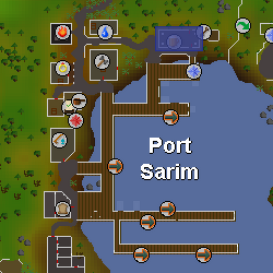 Rusty Anchor Inn location.png