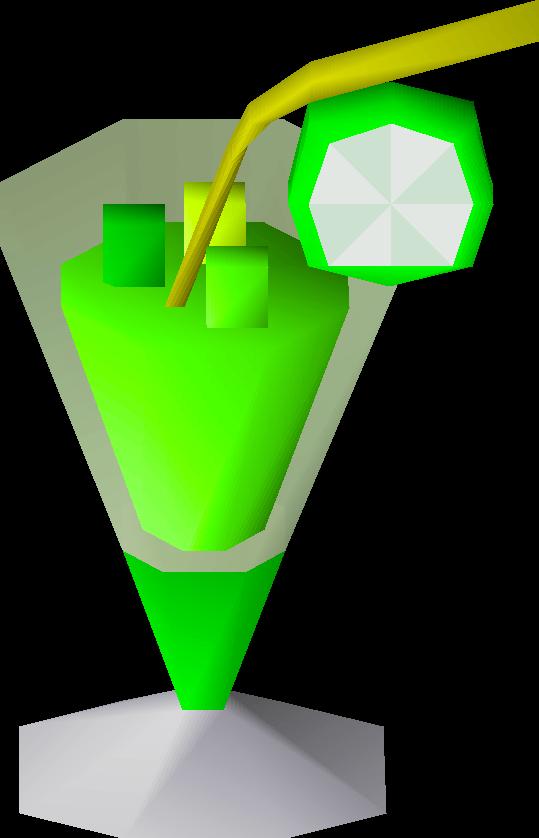 Short green guy