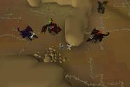 Black dragon task-only area safe spot