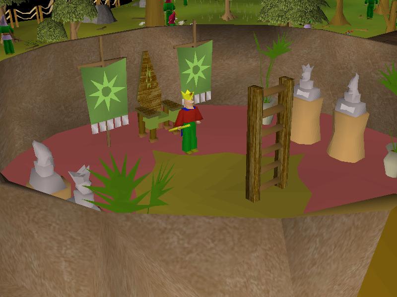 King Narnode's Royal Seed Pods