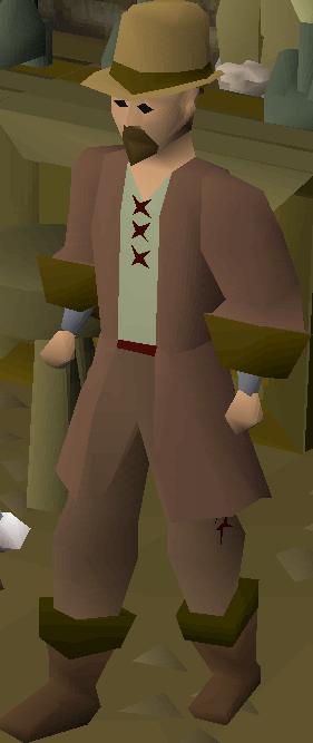 Barman (Human)