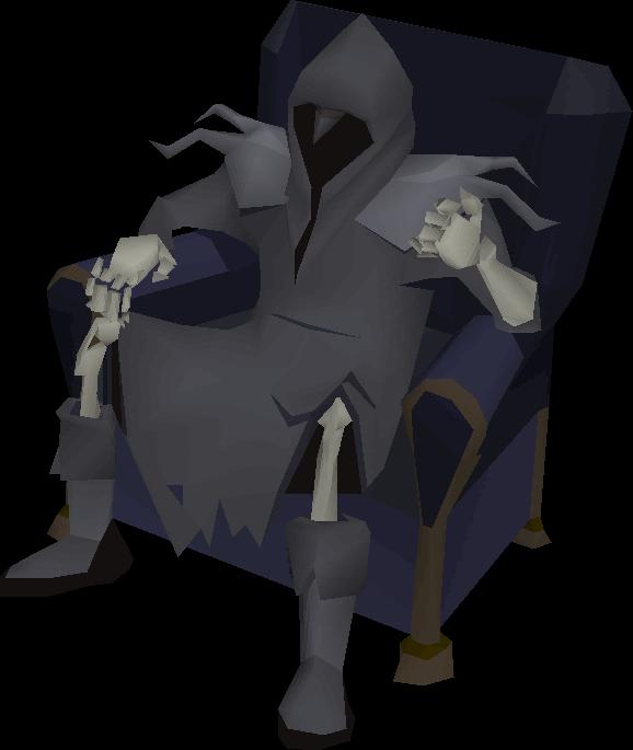 Grim Reaper | Old School RuneScape Wiki | Fandom