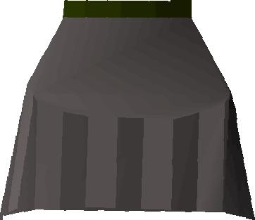 Iron plateskirt