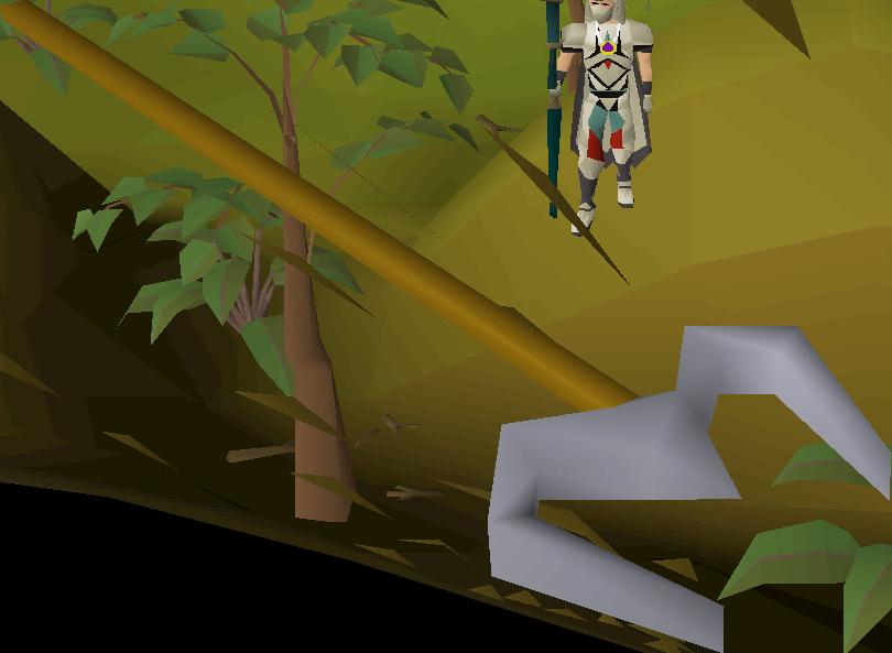 Zamorak mjolnir