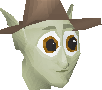 Cave goblin (Brown hat) chathead.png