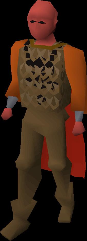 Fire Warrior of Lesarkus