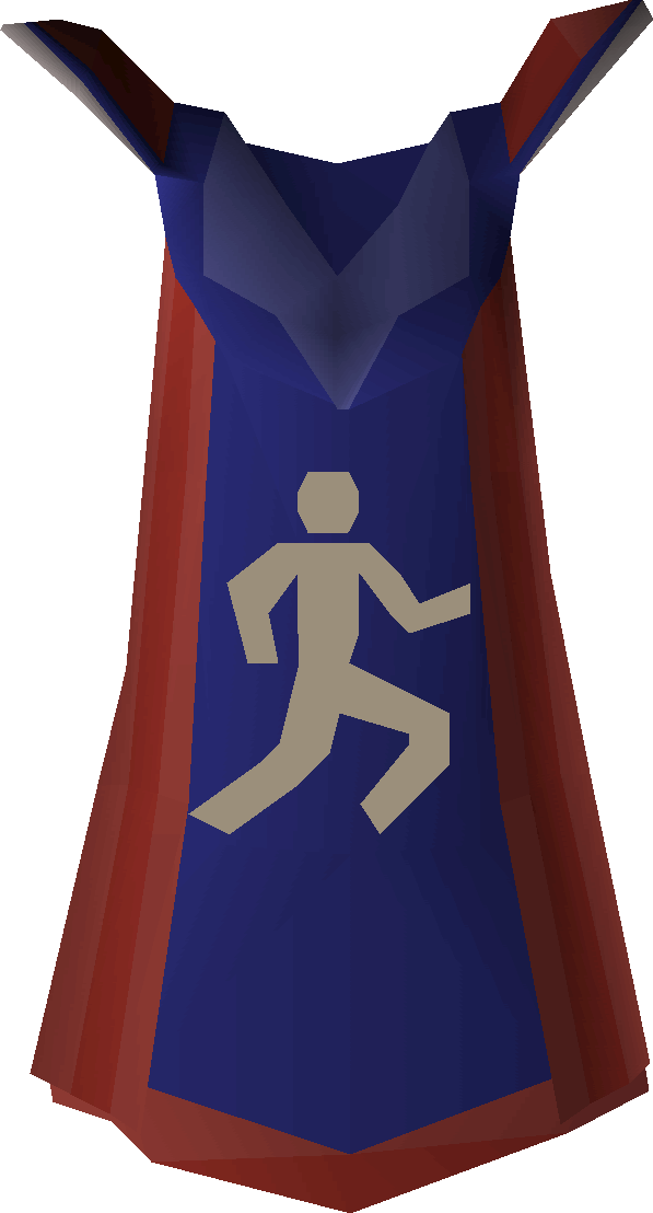 Cape Of Accomplishment Old School Runescape Wiki Fandom The cape, along with the quest point hood, can be purchased from the wise old man in draynor village for 99,000 coins. old school runescape wiki