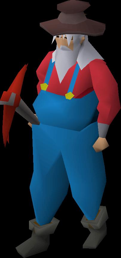 Prospector Percy