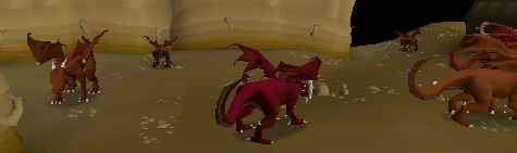 Money making guide/Killing red dragons